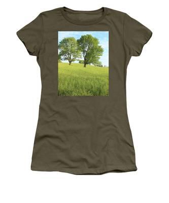 Summer Trees 2 Women's T-Shirt