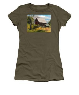 Vermont Barn Women's T-Shirt