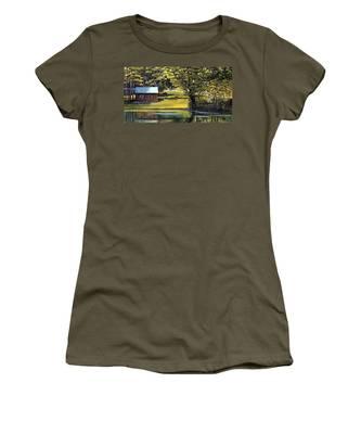 Vermont Greens Women's T-Shirt