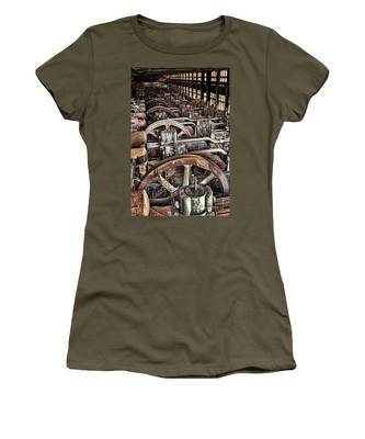 Vintage Machinery Women's T-Shirt