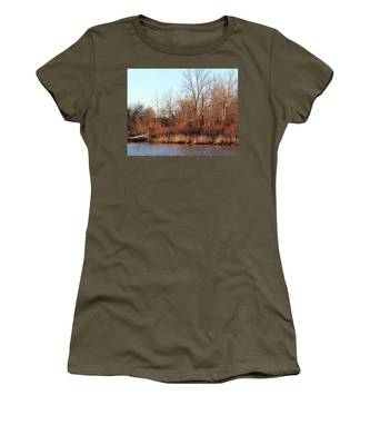 Northeast River Banks Women's T-Shirt