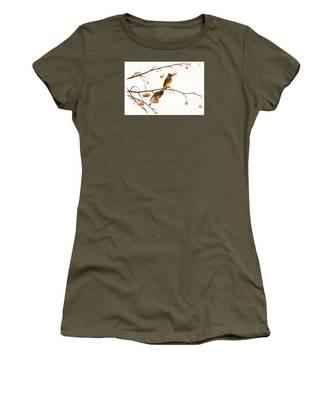 Waxwing Wonders Women's T-Shirt