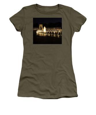 World War Memorial Women's T-Shirt