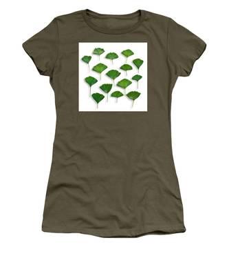 Gingkos Spring Women's T-Shirt
