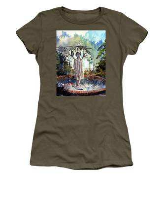 Why Does It Always Rain On Me Women's T-Shirt