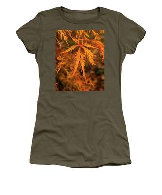 Autumn Leaf Women's T-Shirt