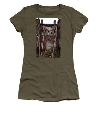 Beauty In Decay Women's T-Shirt
