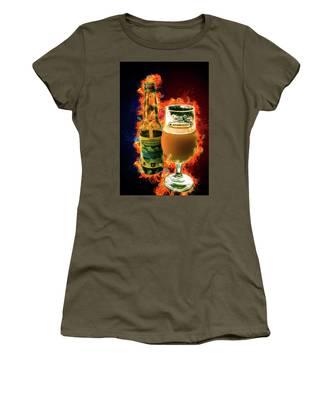 Bonaire Blond Women's T-Shirt
