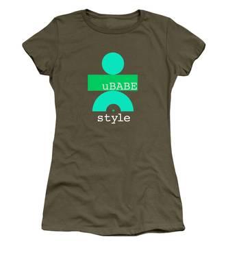 Cool Green Style Women's T-Shirt