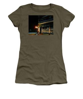 Corner Light Women's T-Shirt