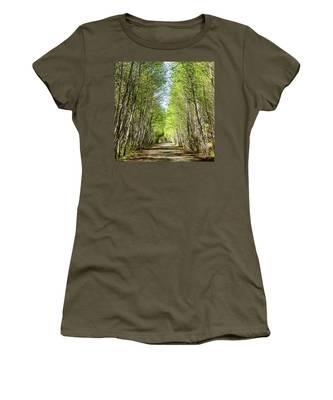 Country Lane Women's T-Shirt
