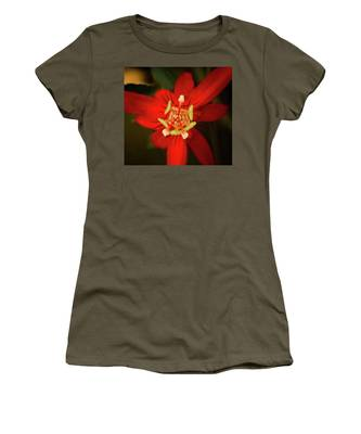 Crimson Beauty Women's T-Shirt