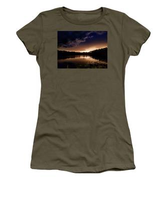 Water Falls Women's T-Shirts