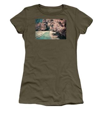 Down The Road Women's T-Shirt