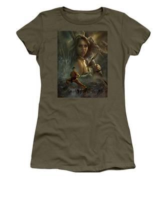 Falcons Women's T-Shirt
