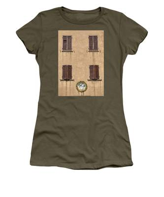 Four Windows Of Florence Women's T-Shirt