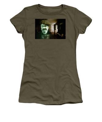 Ghost Of Dr. John Women's T-Shirt