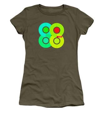 Green Style Women's T-Shirt