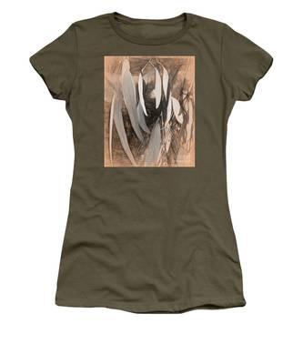 Gum Leaves Women's T-Shirt