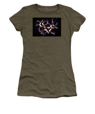 Irresistible Iris Women's T-Shirt