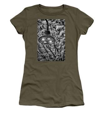 Lights In Town Women's T-Shirt