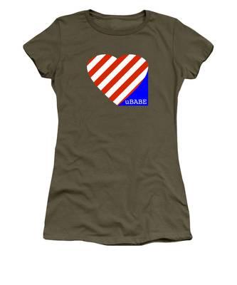 Love Ubabe America Women's T-Shirt