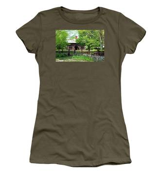 Matthew Whipple House Women's T-Shirt