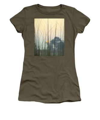 Winter Landscape Women's T-Shirts