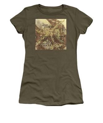 Nature's Heart Women's T-Shirt