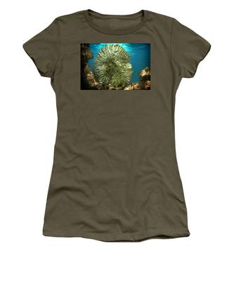 Ocean With Its Life Underground Women's T-Shirt
