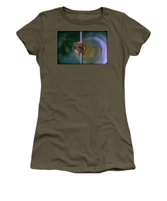 Off Center Women's T-Shirt