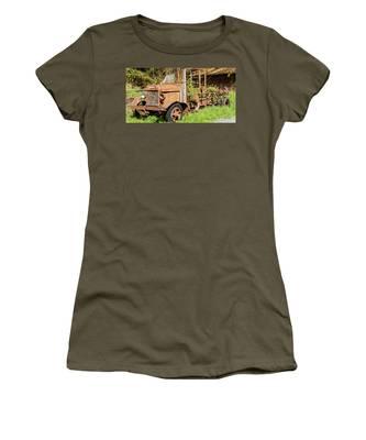 Old Logging Equipment-3 Women's T-Shirt