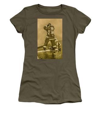 Packing Up Women's T-Shirt