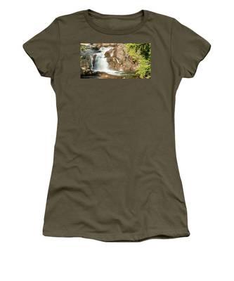 Paradise Falls-3 Women's T-Shirt