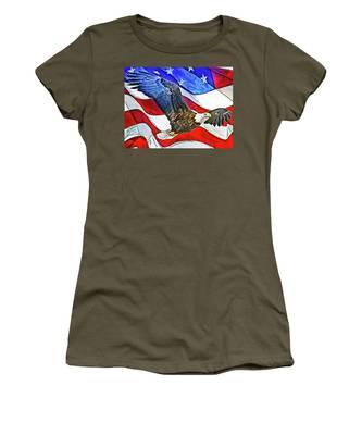 Patriotism Women's T-Shirt