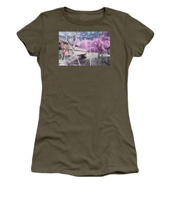 Pink Sachs Women's T-Shirt