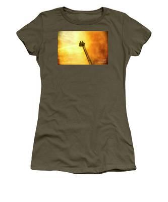 Smokey Blaze Women's T-Shirt