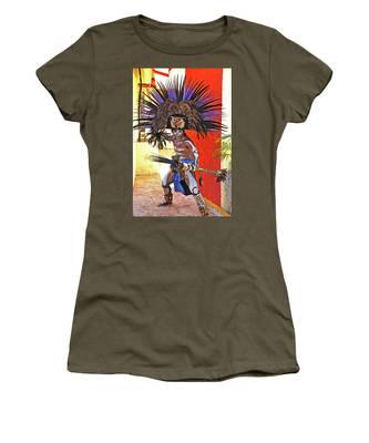 Standing His Ground Women's T-Shirt