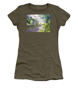 Sunny Side Of The Street Women's T-Shirt