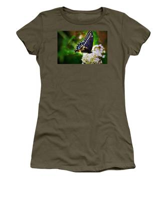 Swallowtail Butterfly Women's T-Shirt