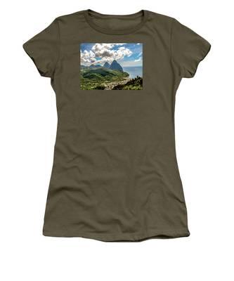 The Piton Twins Women's T-Shirt