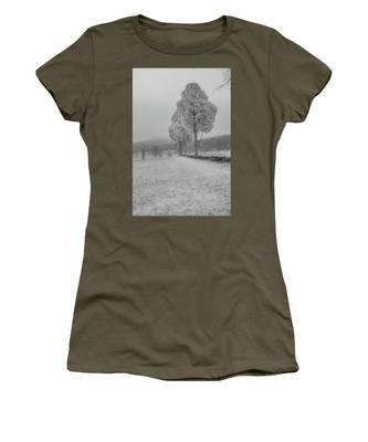 Three Sentinals Women's T-Shirt