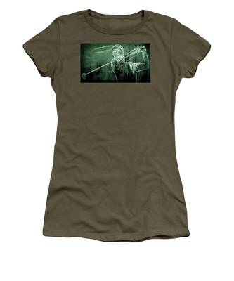 Tiger's On The Green Women's T-Shirt