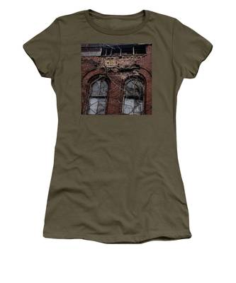 Time's Cathedral Women's T-Shirt