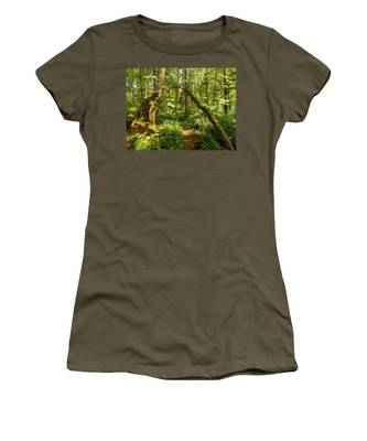 Under The Arch Women's T-Shirt
