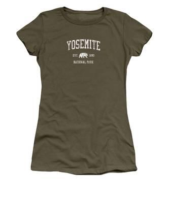 Yosemite Women's T-Shirts