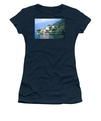 Lake Como Palace Women's T-Shirt