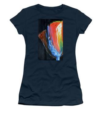 Night Blooms Women's T-Shirt