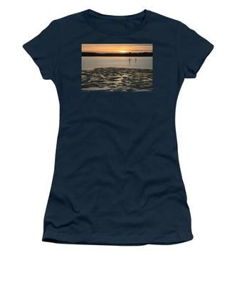 Bodega Bay Sunset Women's T-Shirt