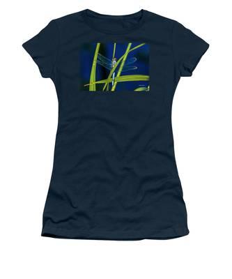 Brilliant Dragon Fly Women's T-Shirt